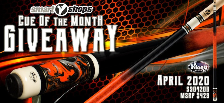 Viking SmartShops Cue Giveaway for April