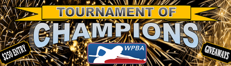 WPBA Ghost Tournament of Champions July 31 – Aug. 2