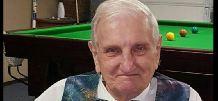 The Passing of Tom Kollins, a United States Snooker Legend