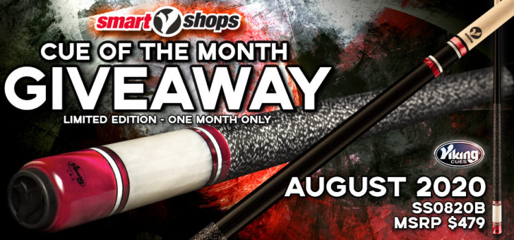 Viking SmartShops Cue Giveaway Returns for August, 2020