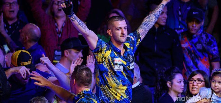 Shaw Joins Mosconi Cup's Team Europe